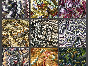 «Кружи судьба, рисуй свои зигзаги»: восхитительные принты и удивительный колорит в одежде от модного дома Missoni. Ярмарка Мастеров - ручная работа, handmade.