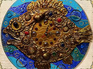 Индивидуальные мастер-классы по авторскому декору предметов интерьера (часы,шкатулки, панно) | Ярмарка Мастеров - ручная работа, handmade