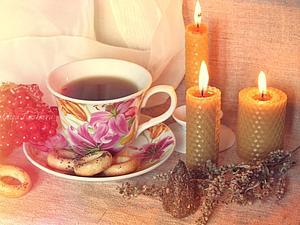 Ароматные медовые эко-свечи в каждый дом! | Ярмарка Мастеров - ручная работа, handmade