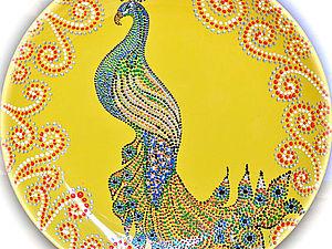 Объявляю набор учащихся на обучение росписи по стеклу и керамике, групповое и индивидуальное .   Ярмарка Мастеров - ручная работа, handmade