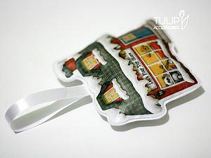 Милые игрушки на ёлку за 5 простых шагов. Ярмарка Мастеров - ручная работа, handmade.