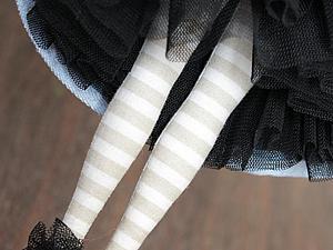 Шьем подъюбник для текстильной куклы. Ярмарка Мастеров - ручная работа, handmade.