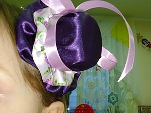Мастерим интересную шляпку для девочки | Ярмарка Мастеров - ручная работа, handmade