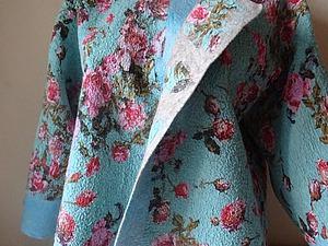 Розы в бирюзе бирюзовый плен... | Ярмарка Мастеров - ручная работа, handmade