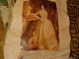 Новая услуга Материлизация  файла понравившегося фото или картинки  на Вашу старую сумку или  заказную | Ярмарка Мастеров - ручная работа, handmade