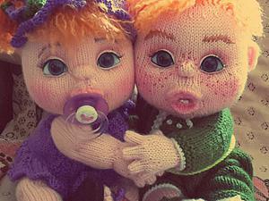 Кукла-ребёнок. Часть 2 | Ярмарка Мастеров - ручная работа, handmade