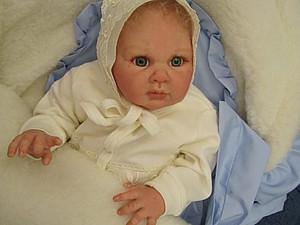 Малыш Павлуша-3 - куклы-реборн Инны Богдановой   Ярмарка Мастеров - ручная работа, handmade
