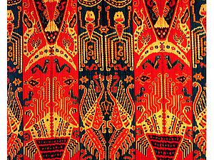 Ткачество, Сумба, Индонезия. Ярмарка Мастеров - ручная работа, handmade.