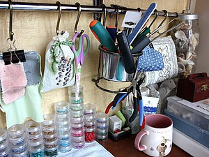 Моя мастерская на балконе. Ярмарка Мастеров - ручная работа, handmade.