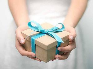 Подарок каждому покупателю!;)   Ярмарка Мастеров - ручная работа, handmade