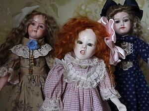 кукла, кукла ручной работы