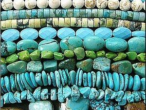 Тайны камней. Бирюза — камень, приносящий победу. Интересные факты. Ярмарка Мастеров - ручная работа, handmade.