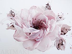 Приглашение на МК фантазийных цветов из ткани в сентябре | Ярмарка Мастеров - ручная работа, handmade