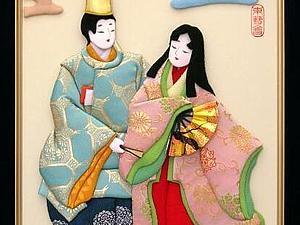 Осиэ - древний вид рукоделия в Японии.. Ярмарка Мастеров - ручная работа, handmade.