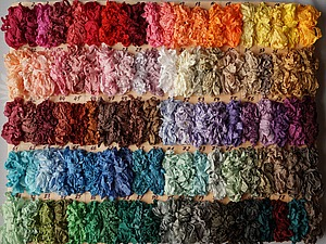 Шебби-ленты - огромная палитра! 100 цветов! | Ярмарка Мастеров - ручная работа, handmade