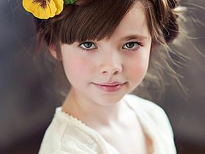 Милые анютины глазки. Цветы из шелка. Мастер класс Алены Абрамовой   Ярмарка Мастеров - ручная работа, handmade