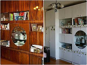 Преображение шкафа: из СССР в современный мир. Ярмарка Мастеров - ручная работа, handmade.