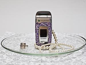 Декор старой панели телефона. Ярмарка Мастеров - ручная работа, handmade.