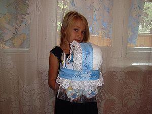 Мастер-класс Колясочка из памперсов или как красиво упаковать подарок. Ярмарка Мастеров - ручная работа, handmade.