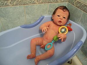 Малыш Алёшенька-2. Куклы реборн Инны Богдановой. | Ярмарка Мастеров - ручная работа, handmade