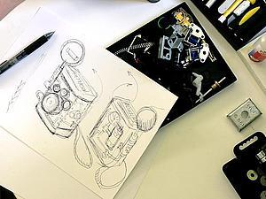 Видео мастер-класс: «Подарок для фотографа» в стиле стимпанк. Часть первая. Ярмарка Мастеров - ручная работа, handmade.