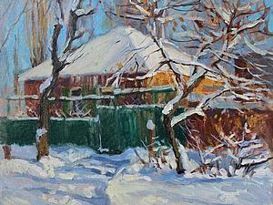 Фото к зимнему этюду. | Ярмарка Мастеров - ручная работа, handmade