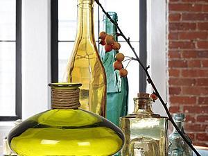 Цветное стекло - ярко и позитивно в доме! | Ярмарка Мастеров - ручная работа, handmade