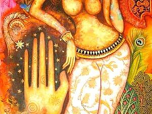 Волшебный символизм от Holly Sierra... | Ярмарка Мастеров - ручная работа, handmade