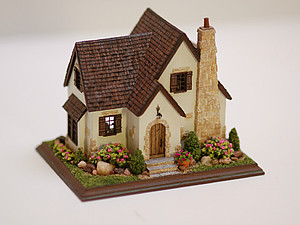 Микро-миниатюра Нелл Коркин | Ярмарка Мастеров - ручная работа, handmade