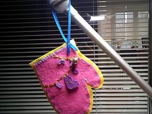 Зимние забавы: мастер-класс по созданию интерьерных украшений. Ярмарка Мастеров - ручная работа, handmade.