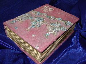 Шкатулка-книга. Мастер-класс. (часть 1) | Ярмарка Мастеров - ручная работа, handmade