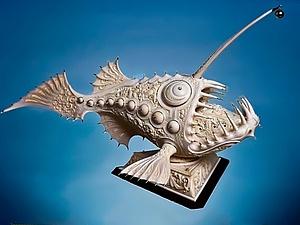 Чудо-юдо рыба-кит!   Ярмарка Мастеров - ручная работа, handmade