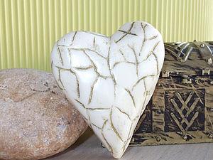 Сердце камушек из мыла | Ярмарка Мастеров - ручная работа, handmade