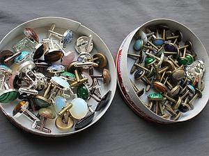 Запонки: предложение для москвичей | Ярмарка Мастеров - ручная работа, handmade