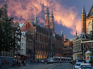 Миссия «Амстердам».  Начало мая 2013. Сюжет 14 | Ярмарка Мастеров - ручная работа, handmade