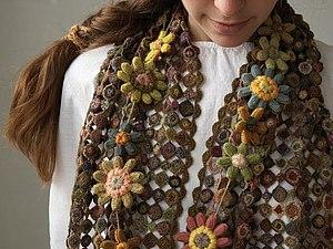 Sophie Digard креативный дизайн вязаных вещей | Ярмарка Мастеров - ручная работа, handmade