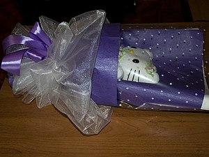 Букет из мягкой игрушки Hello Kitty | Ярмарка Мастеров - ручная работа, handmade