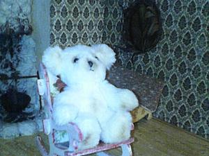 мини-мишка   Ярмарка Мастеров - ручная работа, handmade