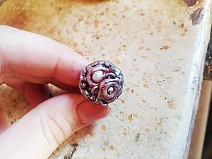 Кольцо из полимерной глины своими руками. Ярмарка Мастеров - ручная работа, handmade.