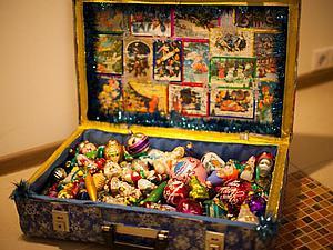 Бабушкино наследство для лесной красавицы: история елочной игрушки в России. Ярмарка Мастеров - ручная работа, handmade.