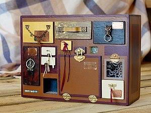 Делаем ящик для необычных вещей. Ярмарка Мастеров - ручная работа, handmade.