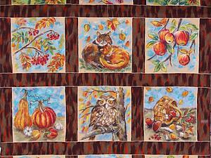 В объятиях Осени. Плед. | Ярмарка Мастеров - ручная работа, handmade
