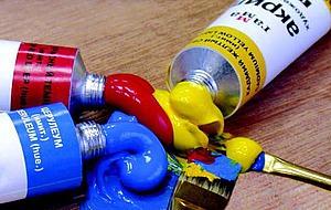 Рассказ о материалах: акриловые краски | Ярмарка Мастеров - ручная работа, handmade