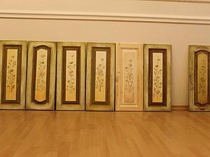 Краткий курс росписи мебели | Ярмарка Мастеров - ручная работа, handmade