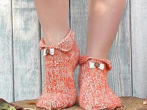 Скидка на носочки 25% | Ярмарка Мастеров - ручная работа, handmade