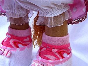 Шьем панталончики для игрушек | Ярмарка Мастеров - ручная работа, handmade