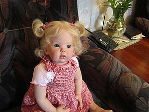 Малышка Светланка - куклы реборн Инны Богдановой   Ярмарка Мастеров - ручная работа, handmade