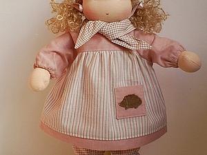 Выбираем вальдорфскую куклу. Часть 1. Прическа.. Ярмарка Мастеров - ручная работа, handmade.