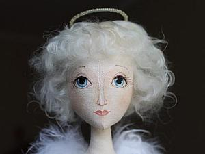 Аукцион!!! ангел)))   Ярмарка Мастеров - ручная работа, handmade