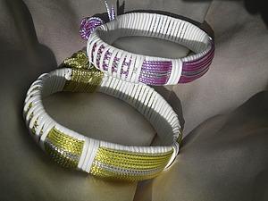 Браслет из шнуров «Скубиду». Подробный мастер-класс. Ярмарка Мастеров - ручная работа, handmade.